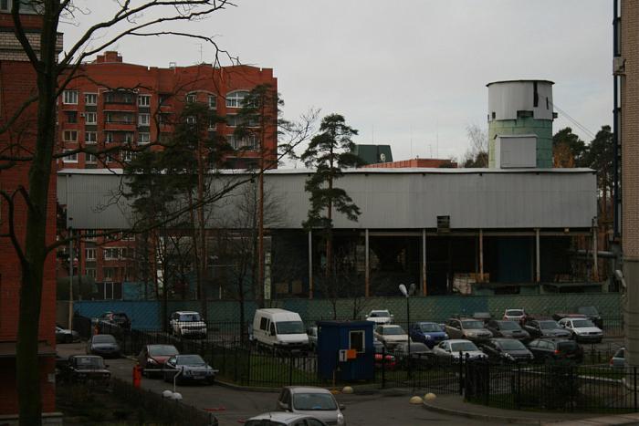 Object 61-25 EMERCOM of Russia, Saint-Petersburg metro