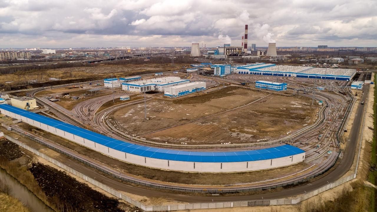 Метродепо ТЧ-7 Южное, Санкт-Петербург