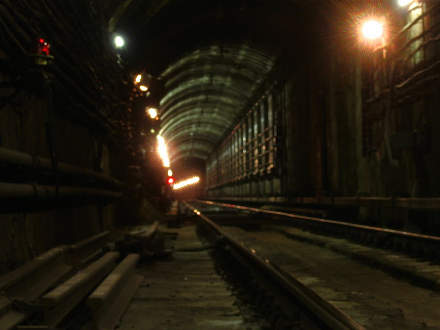 станция Маяковская изнутри, метро Санкт-Петербурга